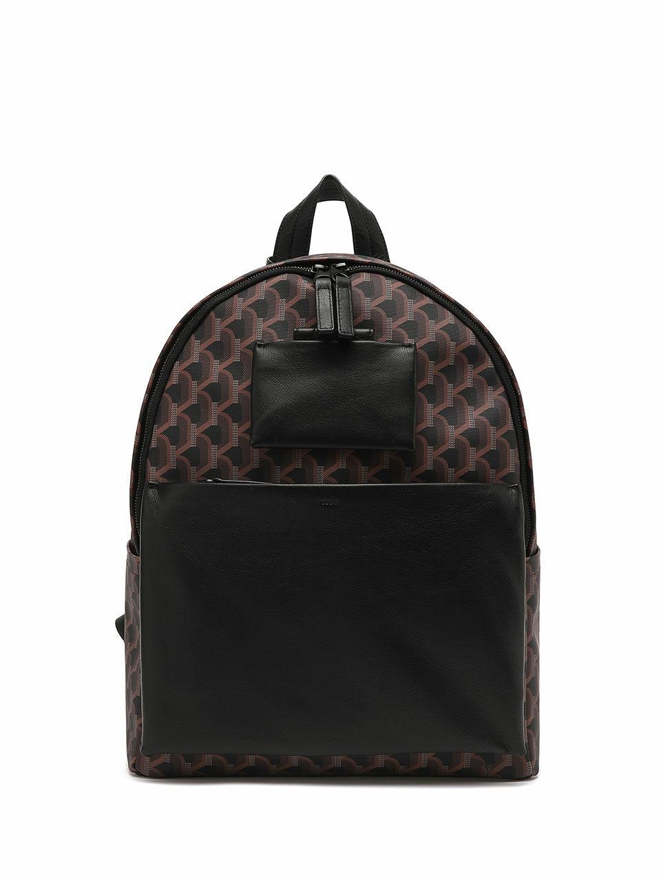 Voyage Monogram Backpack - Brown