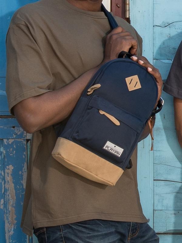 Iluso Sling Bag _Navy