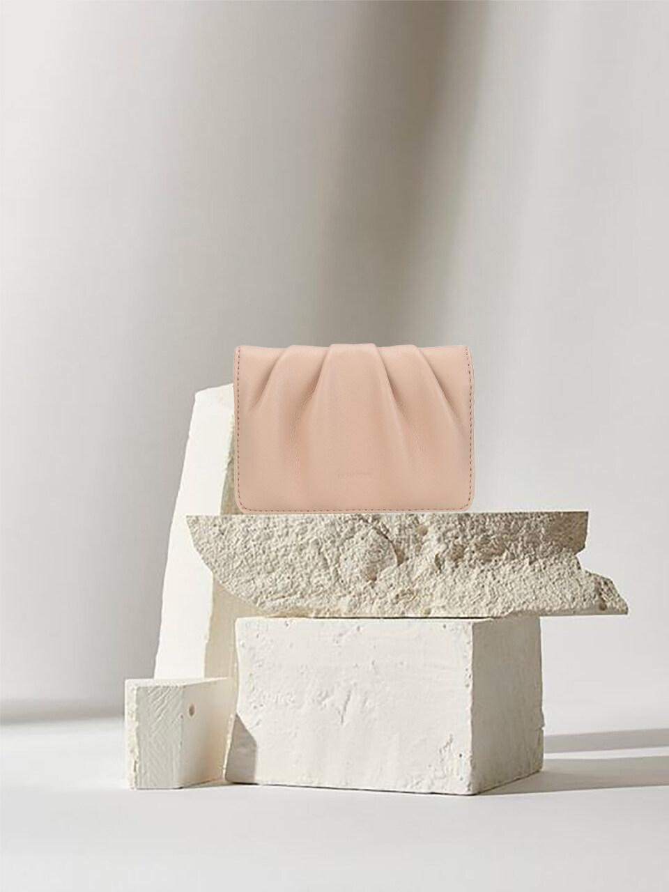 Dough Card Case Powder Pink
