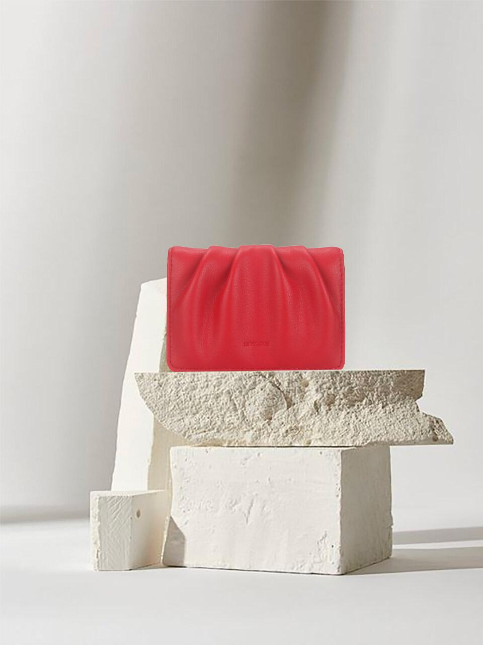 Dough Card Case Red